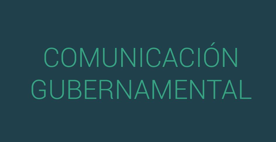 Comunicación para Equipos de Gobierno